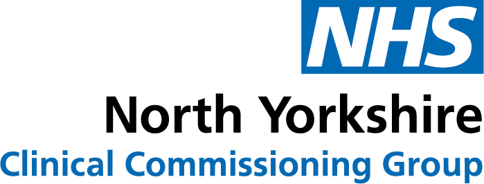 North Yorkshire Clinical Commissioning Group logo