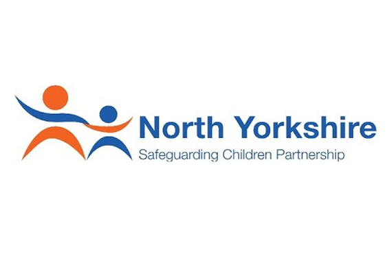 North Yorkshire Safeguarding Children Partnership logo